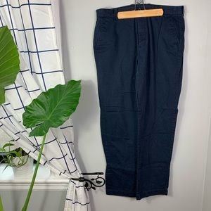 J. Crew Factory Blue The Bleecker Pants
